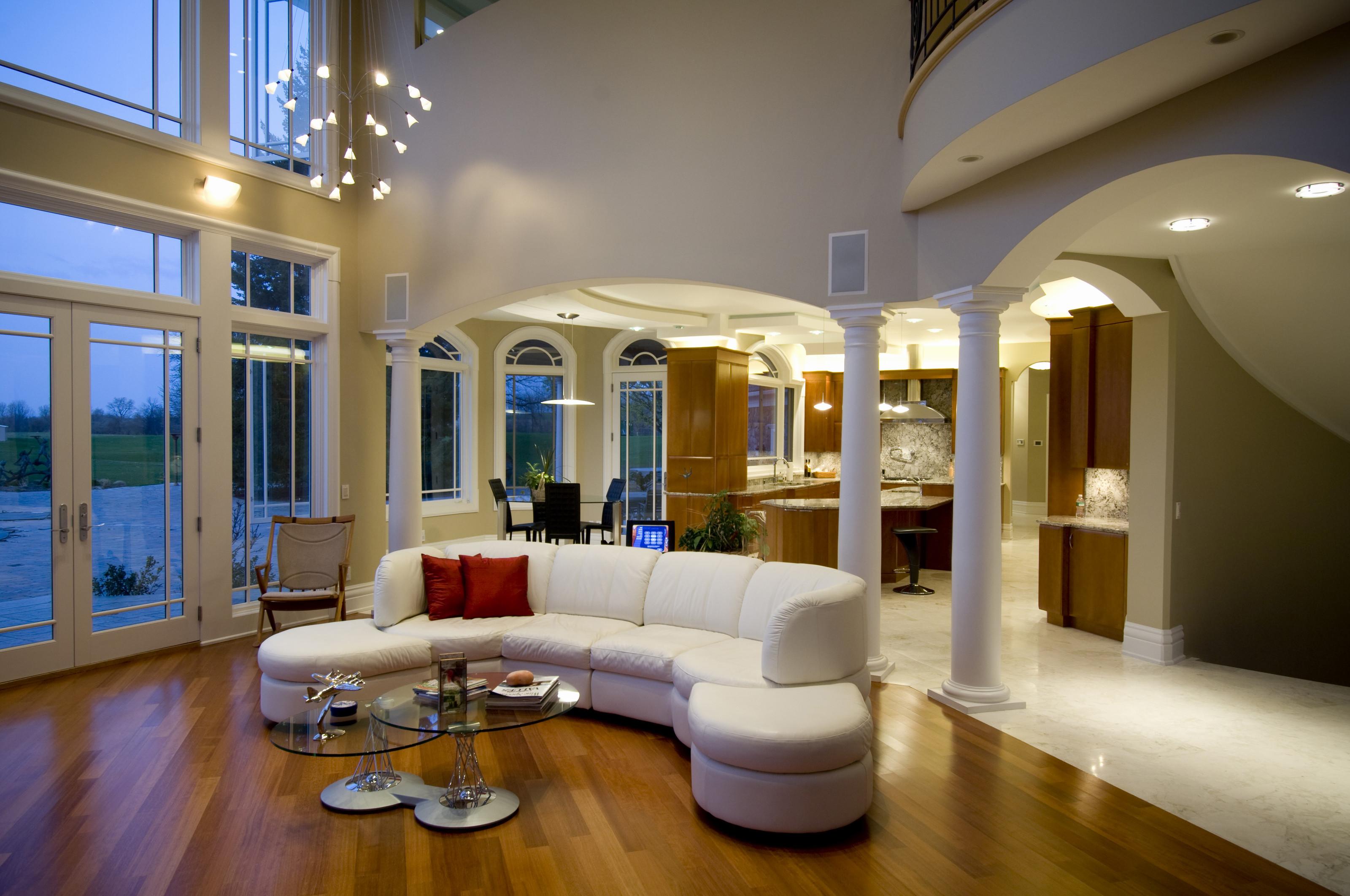 Красота дизайн интерьера