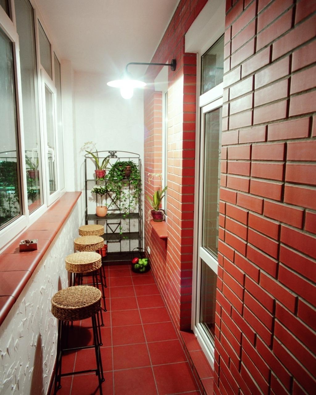 Дизайн интерьера функциональных лоджий и балконов. примеры и.