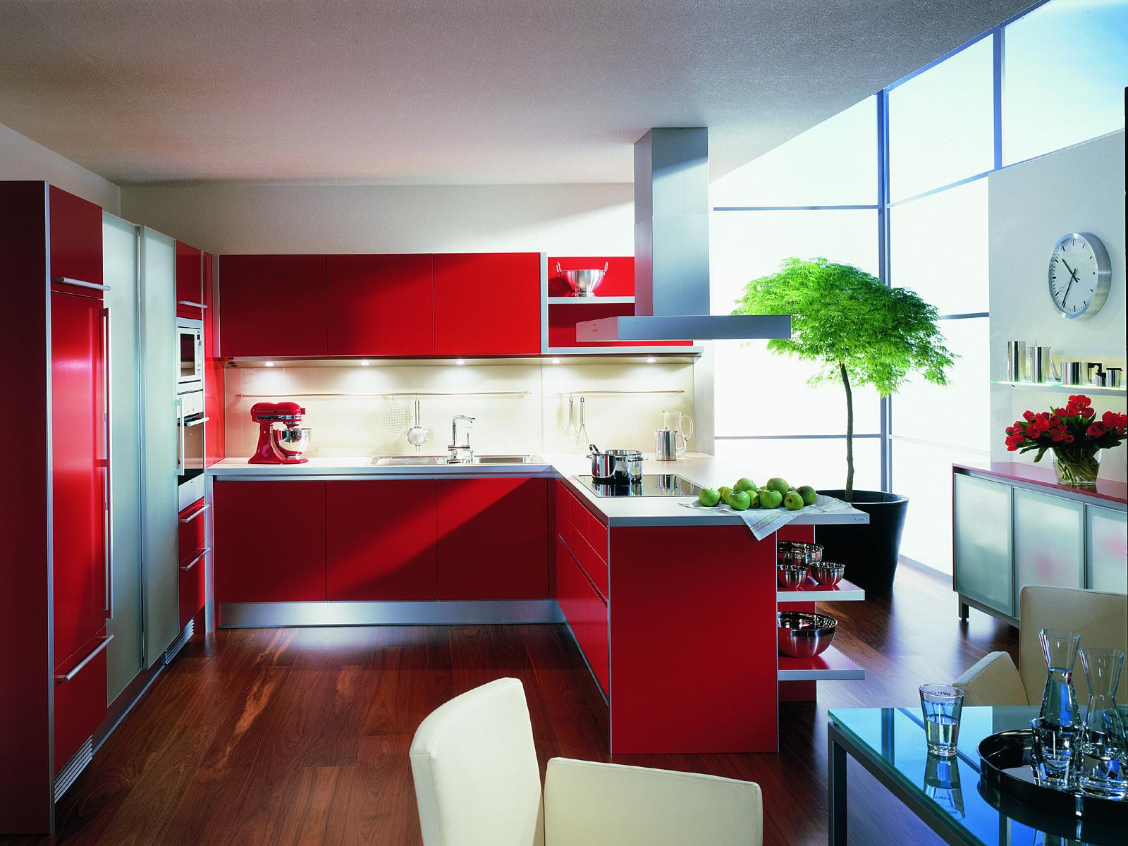Самые красивые дизайны кухни фото