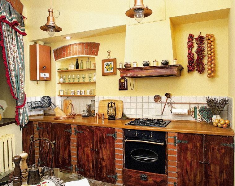 Кухню своими руками фото