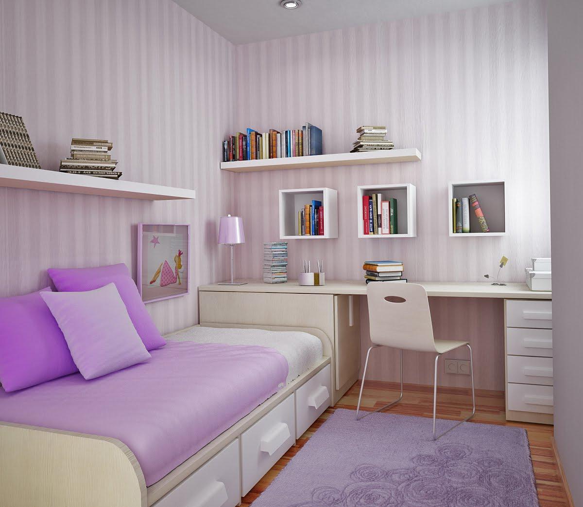 Детские комнаты для подростков девочек дизайн
