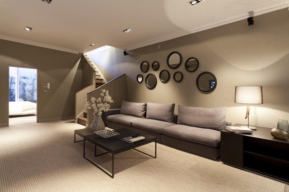 Wandfarben wohnzimmer 2012
