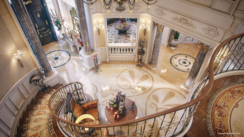 Холл в доме